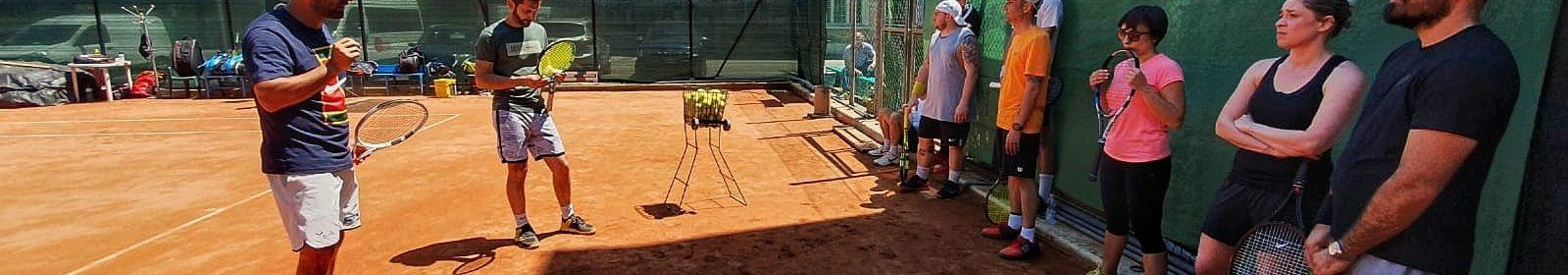 Ri-Aperte le iscrizioni alla Scuola Tennis Giardino!
